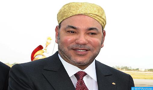 SM le Roi Mohammed VI, que Dieu L'assiste, est arrivé mardi après-midi à Abidjan pour une visite officielle en République de Côte d'Ivoire, deuxième étape d'une tournée africaine.